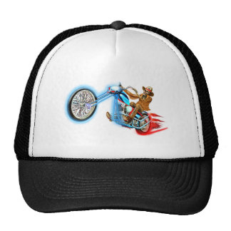 GRAVE RIDER.PNG TRUCKER HAT