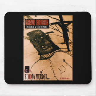grave robber FLYER Mouse Mat