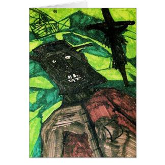 grave robber ink card