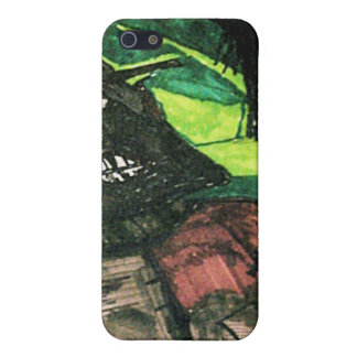 Grave Robber Ink Cases For iPhone 5