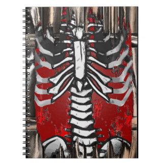 Grave Robber Notebook