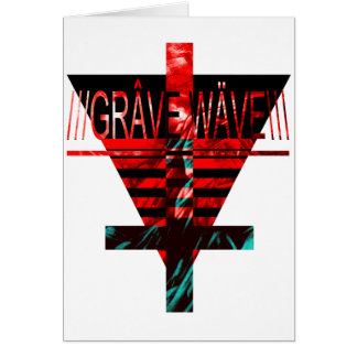 gRAVE.wAVE Cards