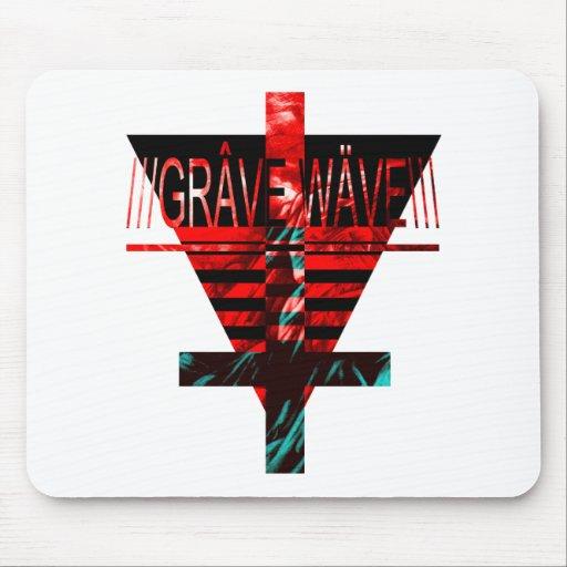gRAVE.wAVE Mouse Pad
