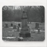 Grave Yard Mouse Pad