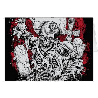 Grave Zombie Card