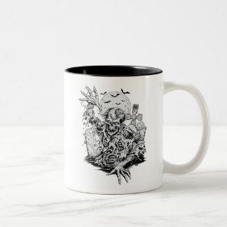 Grave Zombie Mug