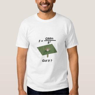Gravedad Camisas