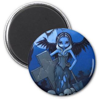 """""""Gravedigger"""" Magnet"""