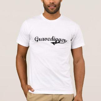 Gravedigger Professional Job T-Shirt
