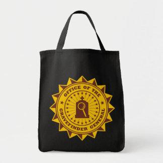 Gravefinder General Grocery Tote Bag