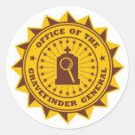 Gravefinder General Stickers