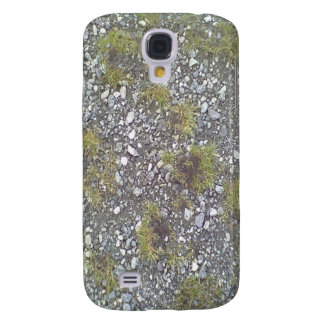 Gravel and grass galaxy s4 case