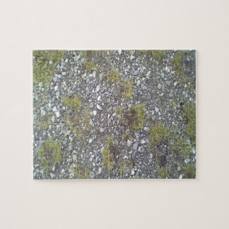 Gravel and grass jigsaw puzzles