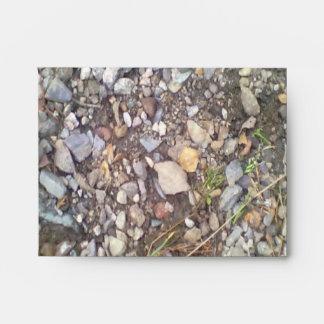 gravel and stone envelopes