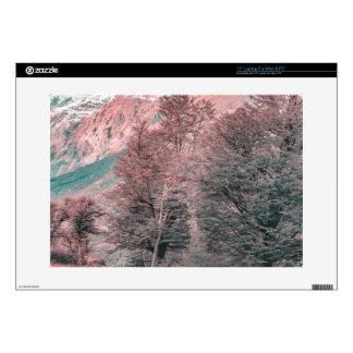 """Gravel Empty Road - Parque Nacional Los Glaciares Skin For 15"""" Laptop"""