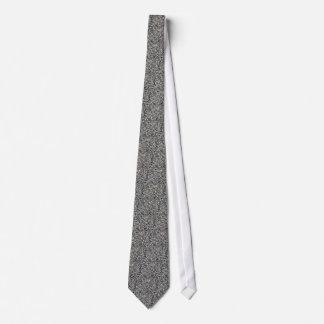 gravel grey tie
