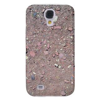 Gravel Ground Background Texture Galaxy S4 Cases