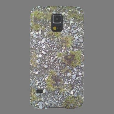 Gravel Ground Galaxy S5 Cases
