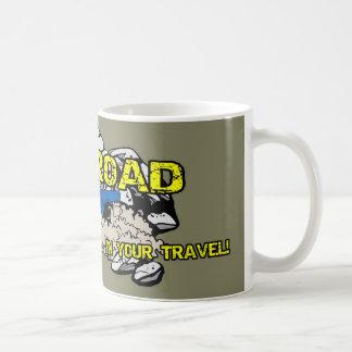GRAVEL IN MY TRAVEL CLASSIC WHITE COFFEE MUG