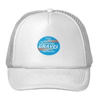Gravel Libertarian Party Hat