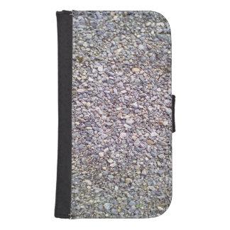 Gravel Pattern.jpg Galaxy S4 Wallets