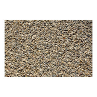 Gravel & Sand Photo Stationery