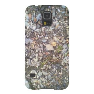 Gravel stone pattern galaxy s5 case