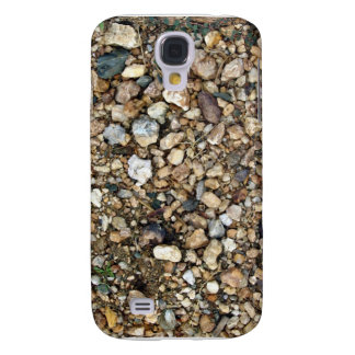 Gravel Texture with Tiny Plants Samsung Galaxy S4 Case