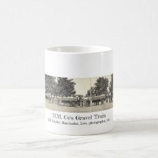 Gravel Train Coffee Mug