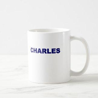 GRAVER, CHARLES CLASSIC WHITE COFFEE MUG