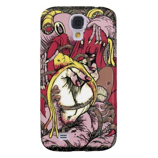 Graverobbaz Samsung Galaxy S4 Cases