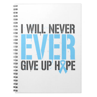 Graves Disease I Will Never Ever Give Up Hope Journal