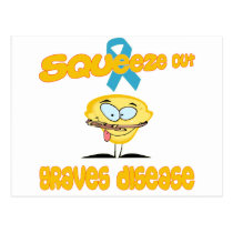 Graves Disease Postcard