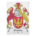 Graves Family Crest iPad Mini Case
