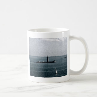 Graves Light in Boston Harbor Coffee Mug