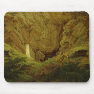 Graves of Ancient Heroes, 1812 Mouse Pad