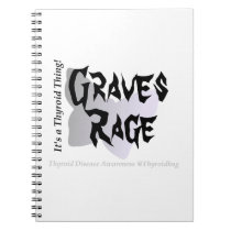 Graves Rage - It's a Thyroid Thing! Journal
