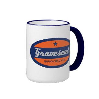 Gravesend Ringer Mug