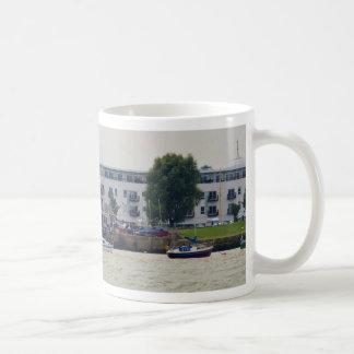Gravesend Sailing Club Yachts Coffee Mug