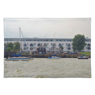 Gravesend Sailing Club Yachts Placemats