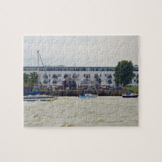 Gravesend Sailing Club Yachts Jigsaw Puzzles