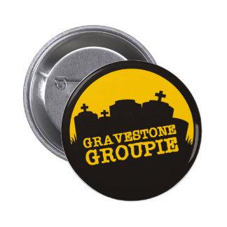 Gravestone Groupie 2 Buttons