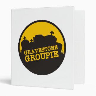 Gravestone Groupie 2 Vinyl Binders