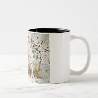 Gravestone Imagery Mug