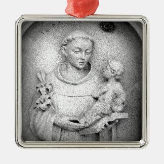 Gravestone Metal Ornament