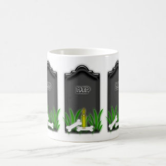 Gravestones Magic Mug