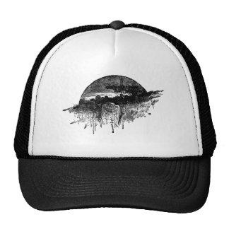Gravestones Trucker Hats