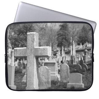 graveyard computer sleeve