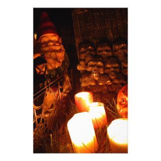 Graveyard Gnome II Stationery