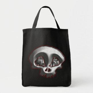 Graveyard Greetings! - Grocery Tote #2 Canvas Bag